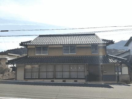【価格変更】福知山市三俣中古住宅