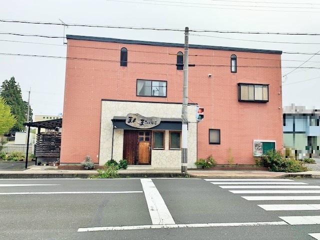 青野町東青野 店舗併用住宅