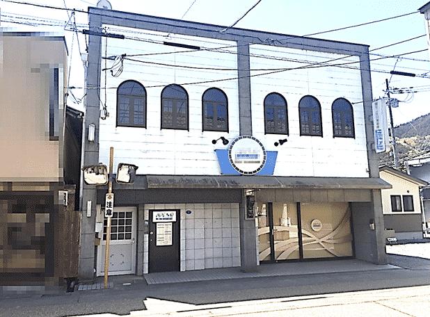 綾部市本町三丁目 貸店舗