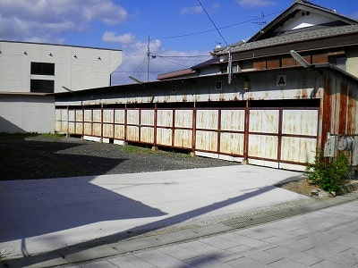 ⑦神宮寺重代 ガレージ/駐車場
