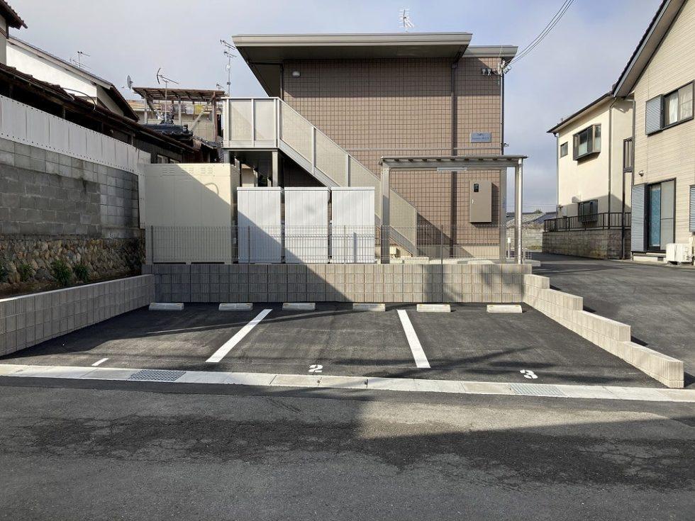 ⑤神宮寺重代駐車場(スタジオーネ)