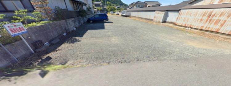 ④月見町駐車場